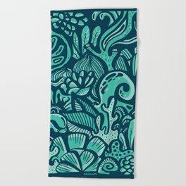 Agua Beach Towel