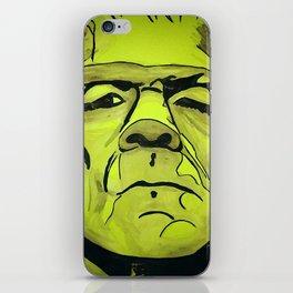 Frankenstein - Halloween special! iPhone Skin