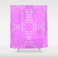 orchid Shower Curtains featuring Orchid  by 2sweet4words Designs