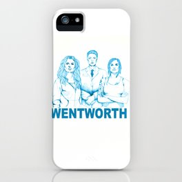 Wentworth  iPhone Case