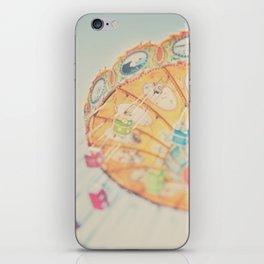 carnival swing II ... iPhone Skin