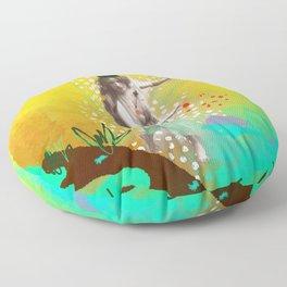 Temperance - Tarot Floor Pillow