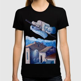 Reminiscence of the six layers T-shirt