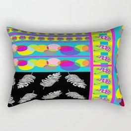 Feather illustration Rectangular Pillow