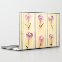 army Laptop & iPad Skins featuring Flower Army by Paula Belle Flores