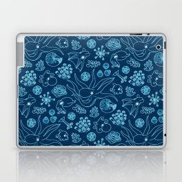 Cephalopods - Bioluminescence Laptop & iPad Skin