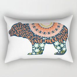 The Bare Necessities. The Jungle Book. Rectangular Pillow