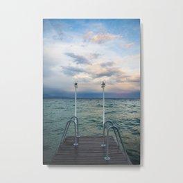 Lago di Garda - Gardasee - Italy No. 1 Metal Print