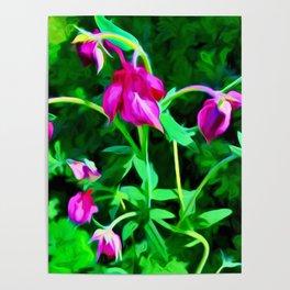 Floral Memories Poster