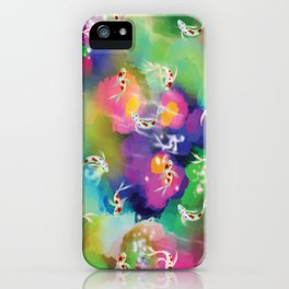Wondering Kois iPhone Case