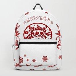 Christmasis mine Backpack