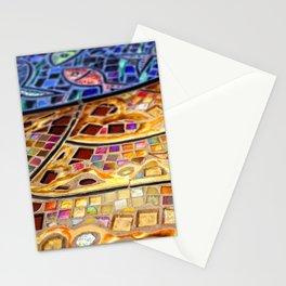 Venice Tiles Stationery Cards