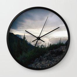 Angel's Rest (2) Wall Clock