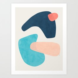 Nika Art Print