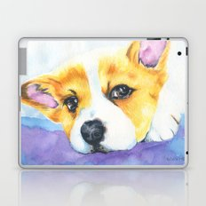 Corgi Love Laptop & iPad Skin