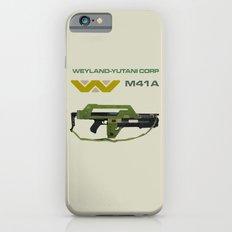 Aliens M41A Slim Case iPhone 6s
