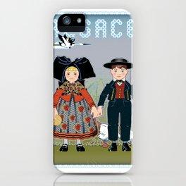 Children of Alsace iPhone Case