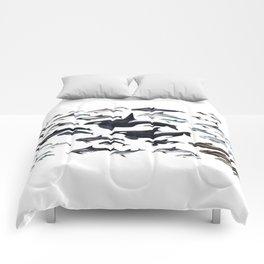 Dolphin diversity Comforters