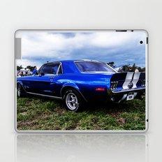 '68 Mustang Laptop & iPad Skin