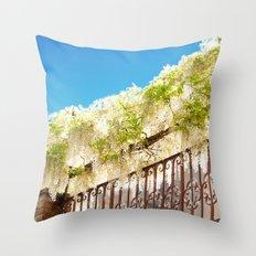 Lightfall Throw Pillow
