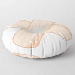 Get Well Bandaid Floor Pillow