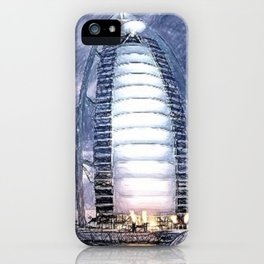 The Pride Of Dubai iPhone Case