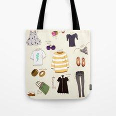 My (...not so new) spring wardrobe! Tote Bag