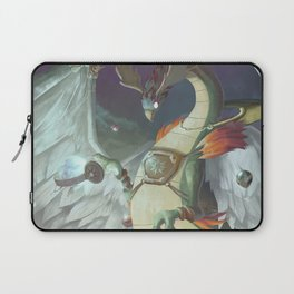 The Dreamteller of Travel Laptop Sleeve