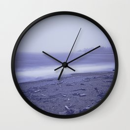 Ocean Secrets Wall Clock