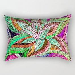 mosaic 1 Rectangular Pillow