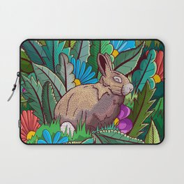 The rabbit of the woods Laptop Sleeve