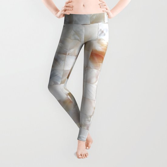Mother of Pearl #society6 #decor #buyart Leggings