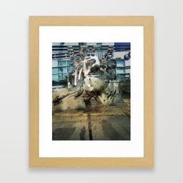 Charged Framed Art Print