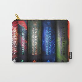 HARRY'S BOOKS COLLECTION Carry-All Pouch