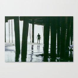 Lo tide Canvas Print