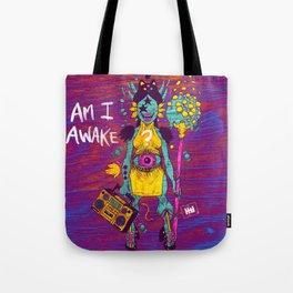 AMI AWAKE Tote Bag