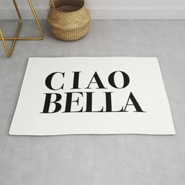 Ciao Bella Rug