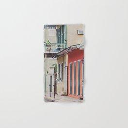 A Walk through New Orleans Hand & Bath Towel