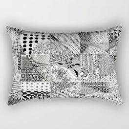 Collaboration Test Rectangular Pillow