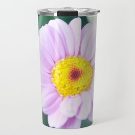 Soft Pink Marguerite Daisy Flower #1 #decor #art #society6 Travel Mug