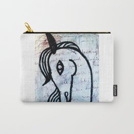 A horse from foreign country Carry-All Pouch