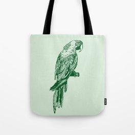 MR PARROT Tote Bag