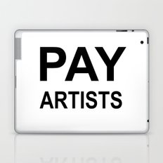PAY ARTISTS Laptop & iPad Skin