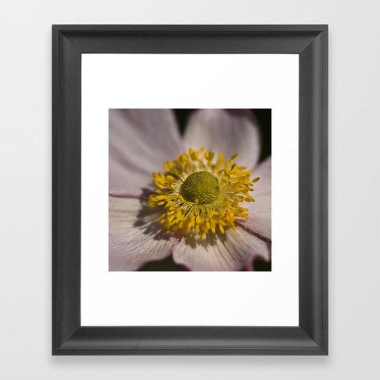 Close In Framed Art Print
