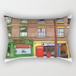 HAPPY FASHION Rectangular Pillow