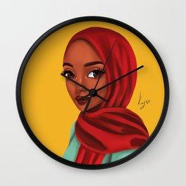 jamilah Wall Clock