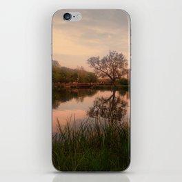 Embrace the Autumn iPhone Skin