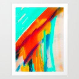 Remembering what beautiful feels like Art Print