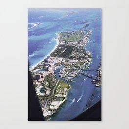 Atlantis at 10,000 Canvas Print