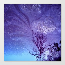 Nature Slick Canvas Print